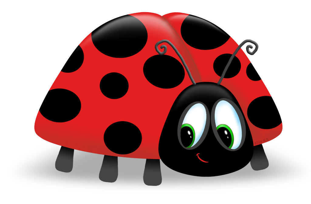 Lady Bug2 The Doodle Oven